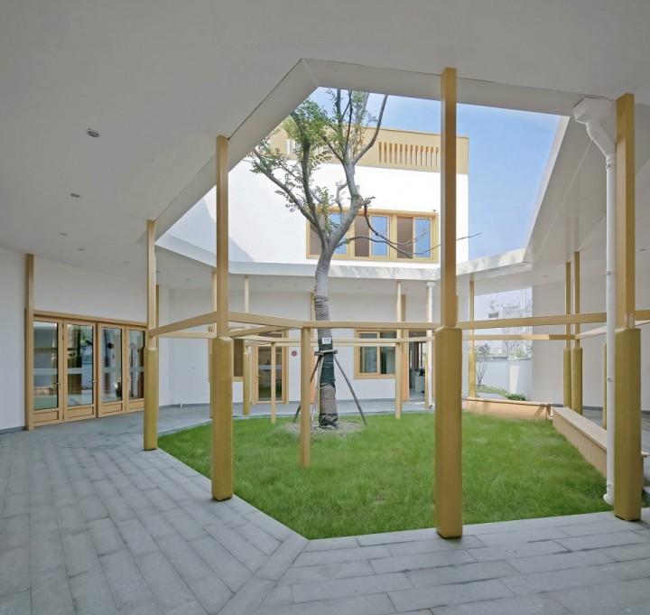孩子的第二家園—幼兒園設計