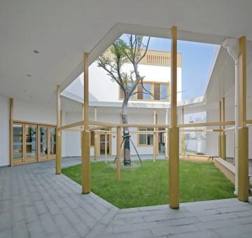 孩子的第二家园—幼儿园设计